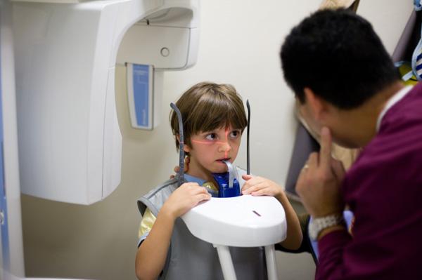 Radiología Dental en Niños